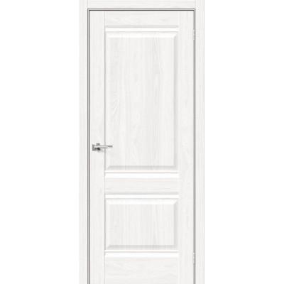 Межкомнатная дверь с экошпоном Прима-2 WhiteDreamline