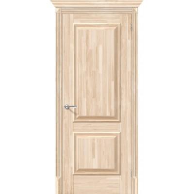 Межкомнатная дверь из Массива Классико-12 Без отделки