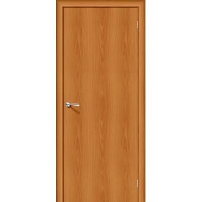 Межкомнатная дверь Финиш Флекс Гост-0 Л-12 (МиланОрех)