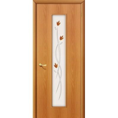 Межкомнатная дверь Финиш Флекс 22Х Л-12 (МиланОрех)   Фьюзинг